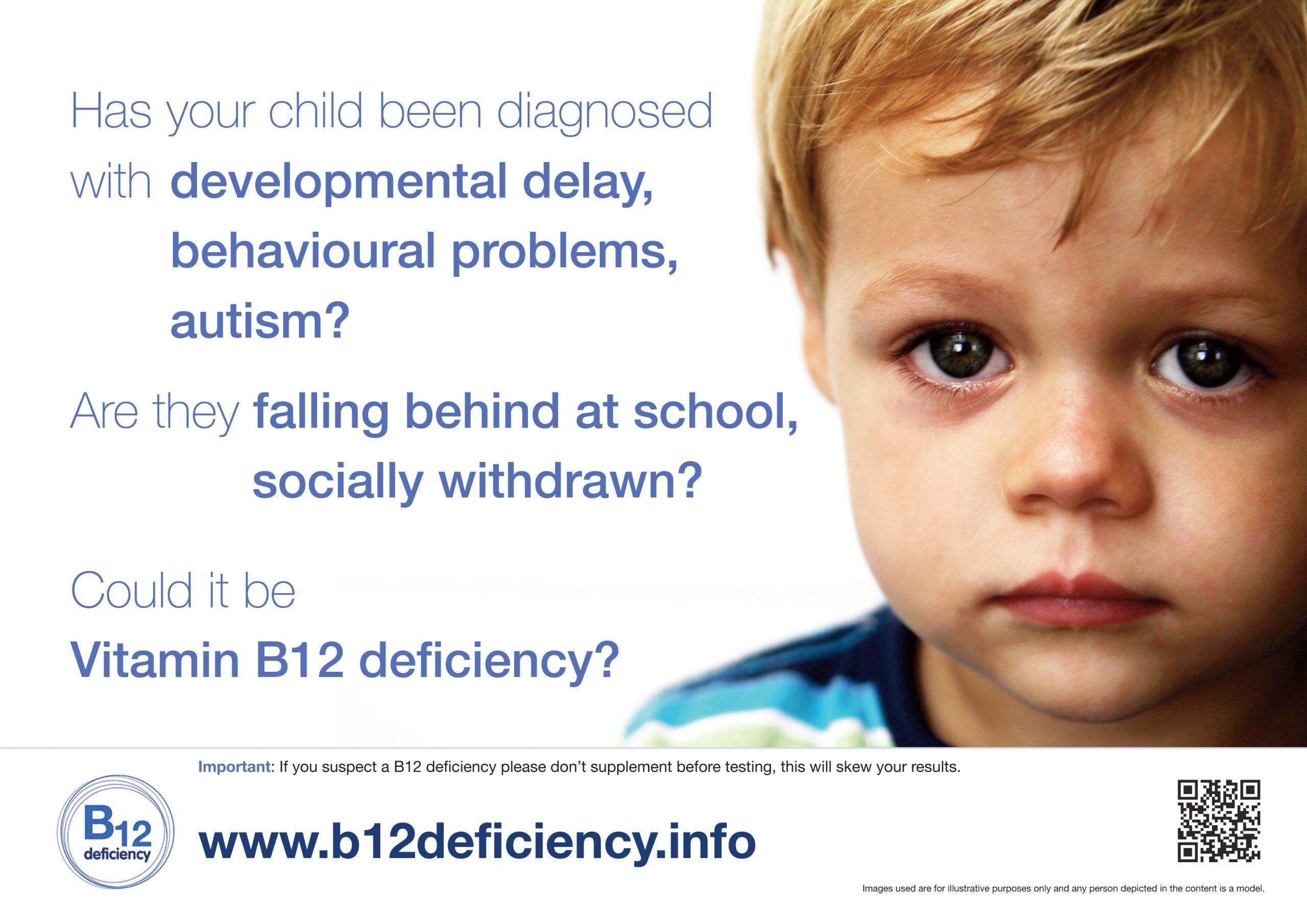 The Ignorance of Vitamin B12 Deficiency in Children