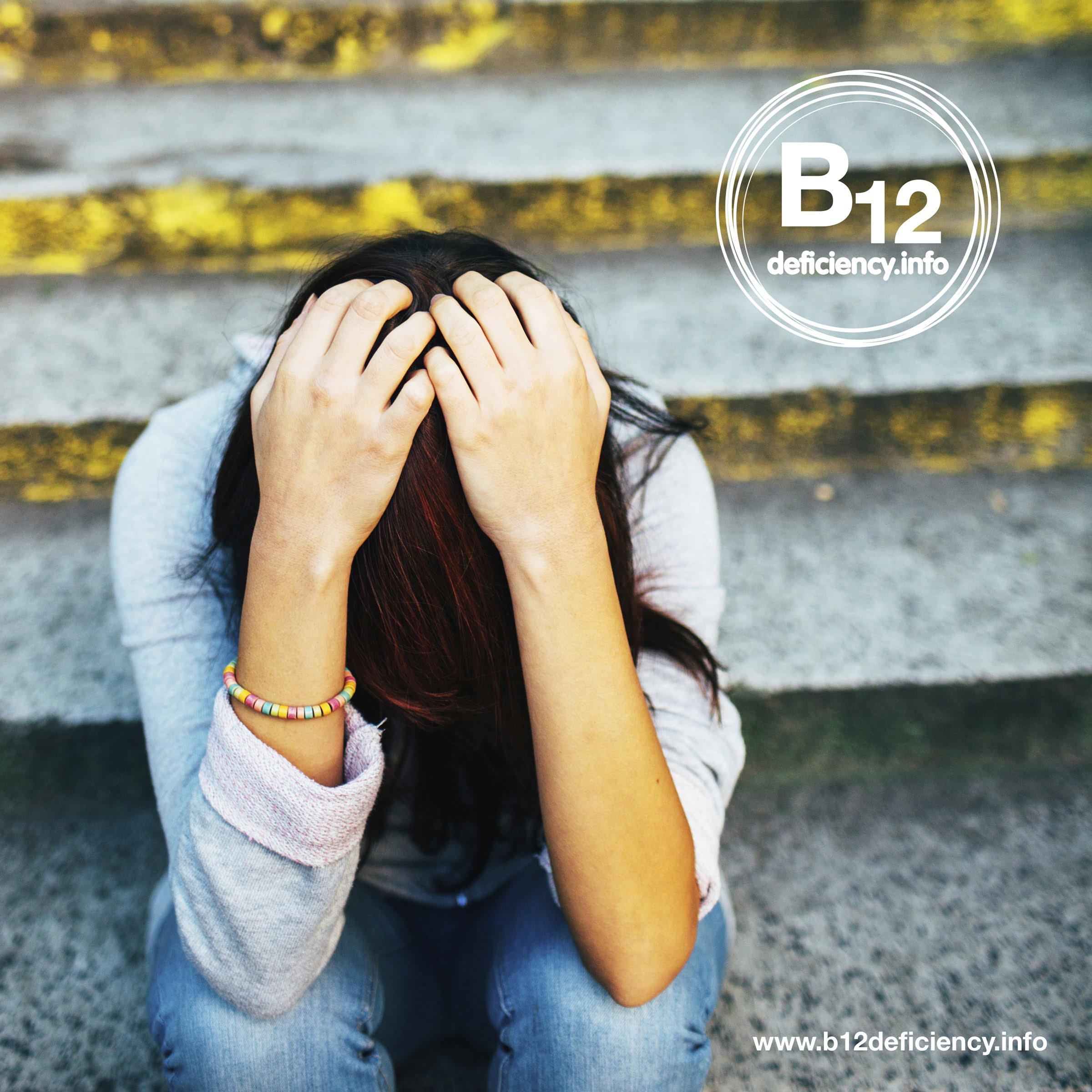 Imagine being sectioned for a vitamin B12 deficiency…….