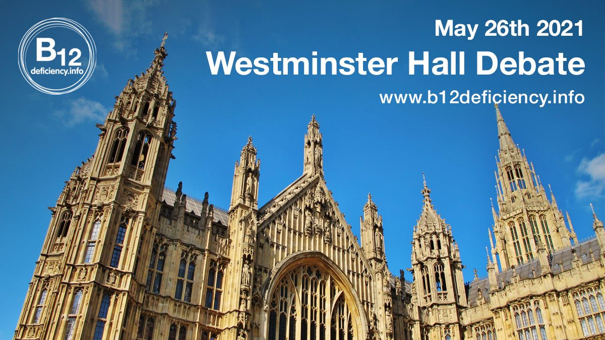 Westminster Hall Debate for the B12 OTC petition tomorrow!